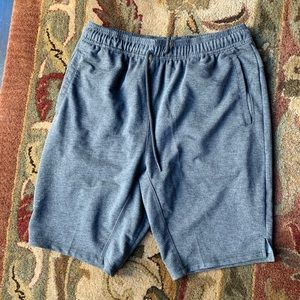 Men's Gray Athletic Shorts